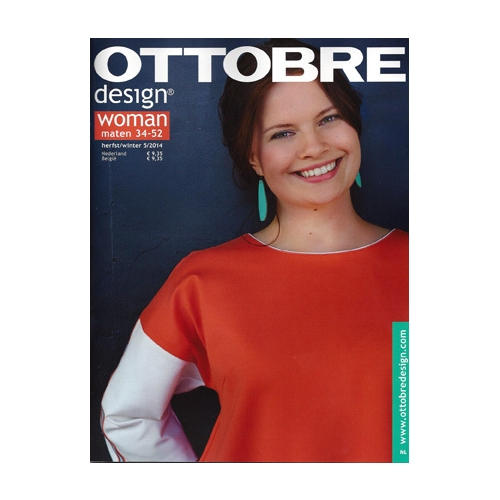 Ottobre design woman höst/vinter