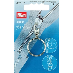 Prym Dragkedjehänge Ring