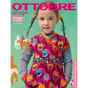 Ottobre design Kids Fashion 4-2013