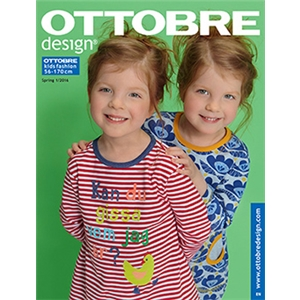 Ottobre Kids Fashion 1-2016