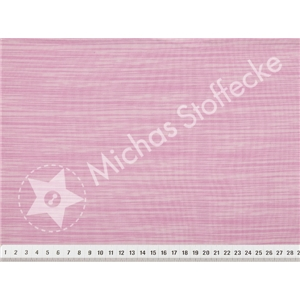 Stretch-Jersey retro linjer rosa