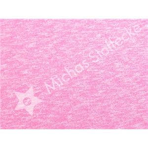 Stickad Sweat Neon Pink