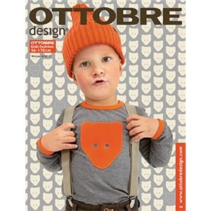 Ottobre design Kids Fashion 6-2013