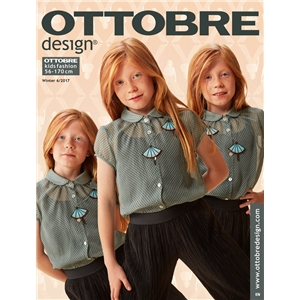 Ottobre Kids Fashion 6-2017 Vinter