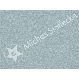 Stretchjersey Sparkling Mint-Silver
