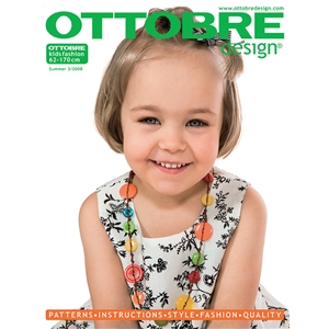 Ottobre Kids Fashion 3 2008 Reprint