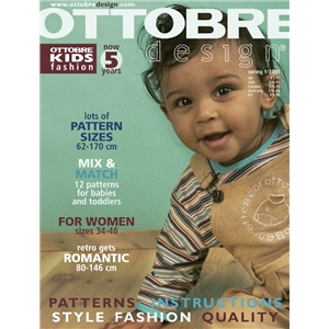 Ottobre Kids Fashion 1-2005 Re Print