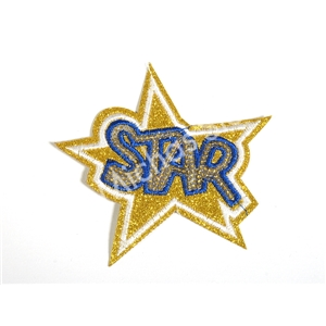 Glam-Patch Star gold