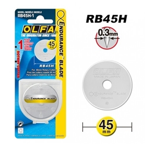 OLFA ENDURANCE Knivblad 45 mm 1-pack
