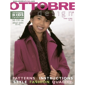 Ottobre Kid Fashion 4 2005 Reprint