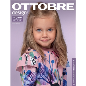 Ottobre Kids Fashion 6-2018