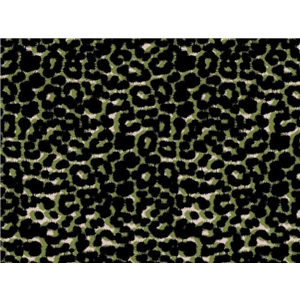 Leopard Viscose-Lycra Digital