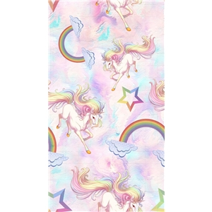Unicorn Stars And Rainbows