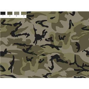 Camouflage Jogging Army