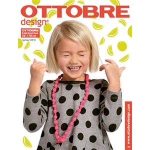 Ottobre Kids Fashion VÅR 1-2014