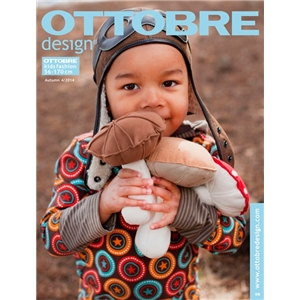 Ottobre Kids Fashion 4-2014